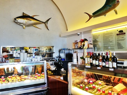 Bear Flag Fish Company Newport Beach California United States