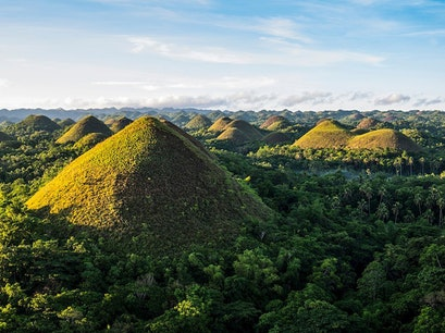 Chocolate Hills Carmen  Philippines