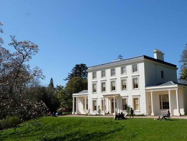 Agatha Christie's Home at Greenway