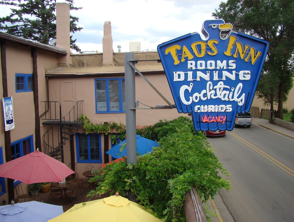 The Historic Taos Inn Taos New Mexico United States
