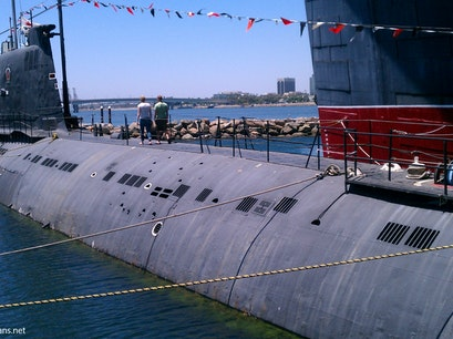 The Russian Submarine Scorpion Long Beach California United States
