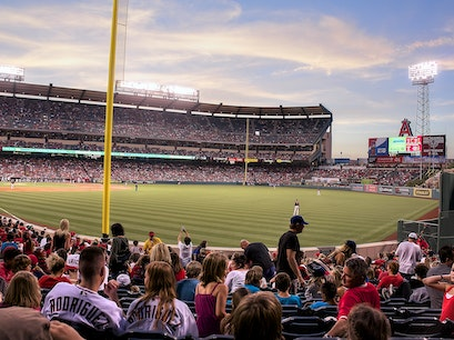 Angel Stadium of Anaheim Anaheim California United States