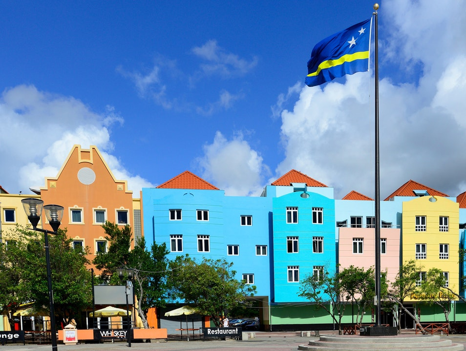 The Otrobanda District Willemstad  Curaçao