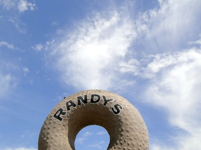 Randy's Donuts Inglewood California United States