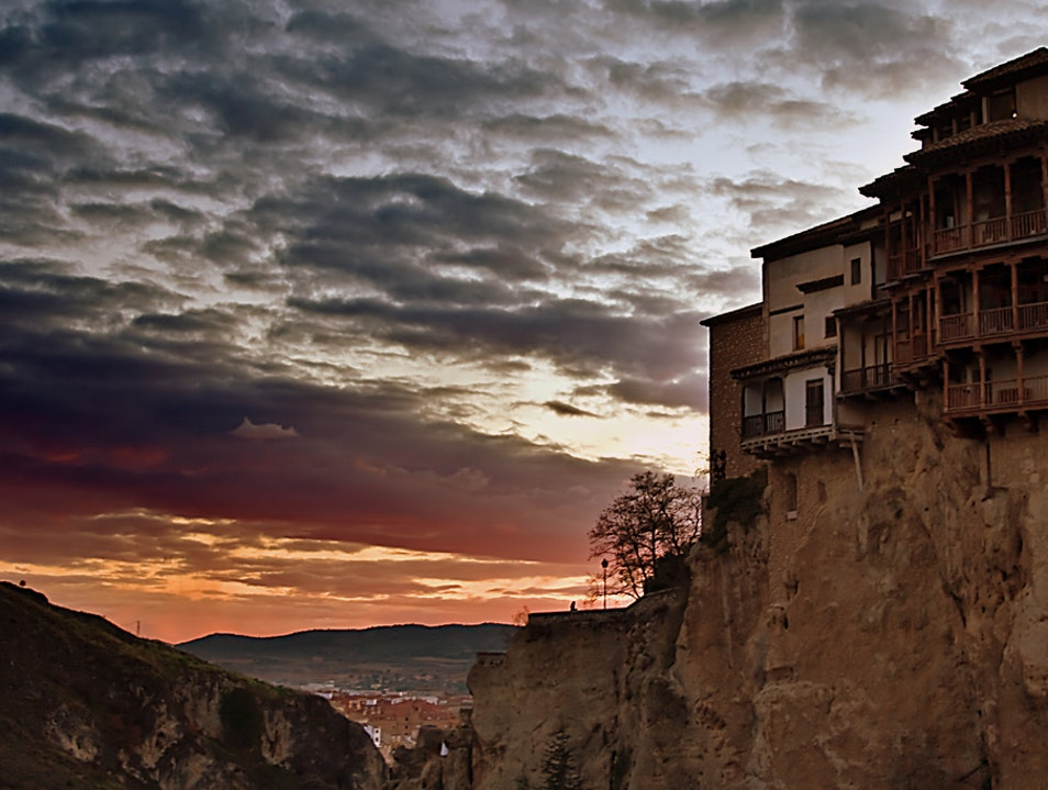 The Hanging Houses of Cuenca Cuenca  Spain