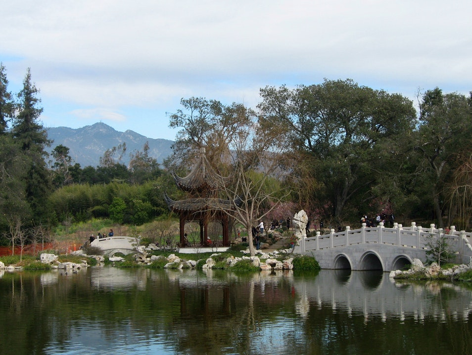 The Huntington Library, Art Collections, and Botanical Gardens San Marino California United States