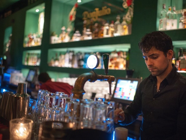"Latin Flavors on Amsterdam's ""Gay Street"""