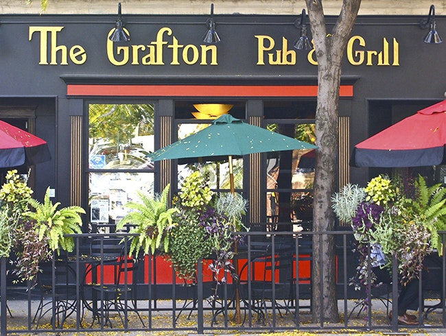 An Evening at The Grafton