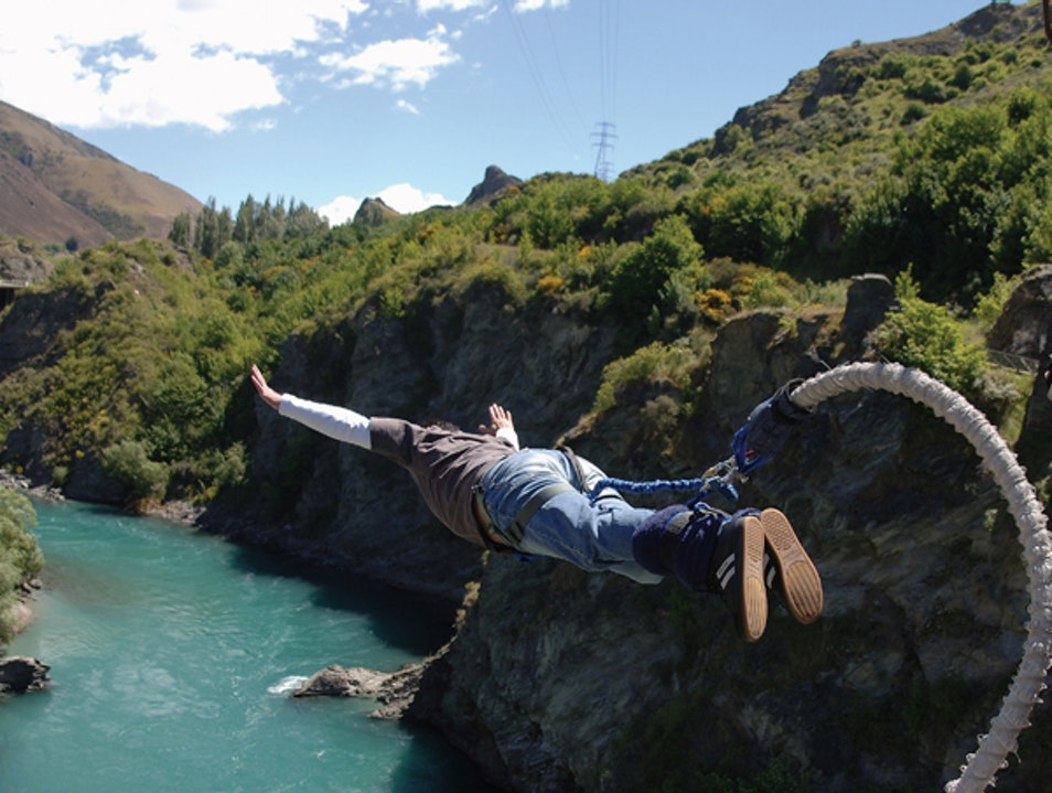 Calling All Adrenaline Junkies Queenstown  New Zealand