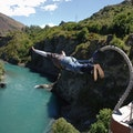 Bungee Jumping in Queenstown Queenstown  New Zealand