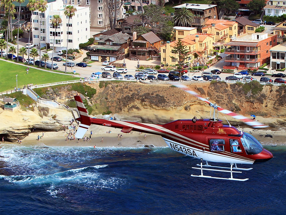 Helicopter Tours San Diego California United States