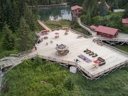 Tutka Bay Lodge Homer Alaska United States