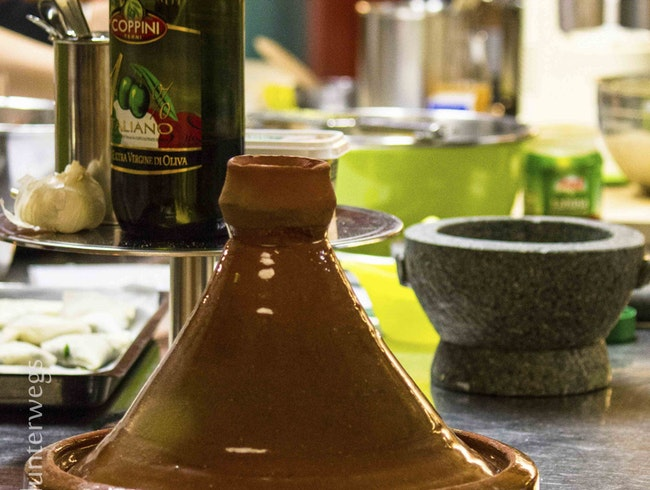Hands-on Morrocan Cooking Course Event, Aarau