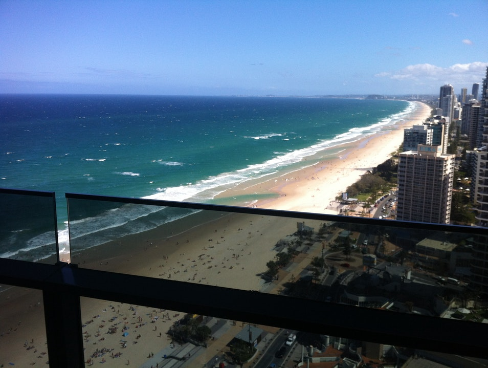 In the lap of luxury in Surfers Paradise's beating heart
