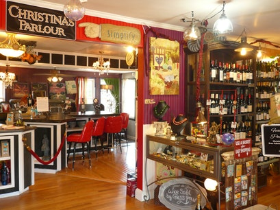 Christina's A Wine Boutique Cedar Point North Carolina United States