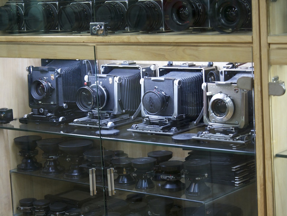 A Picture Taker's Paradise: Xingguang Photographic Equipment City Shanghai  China