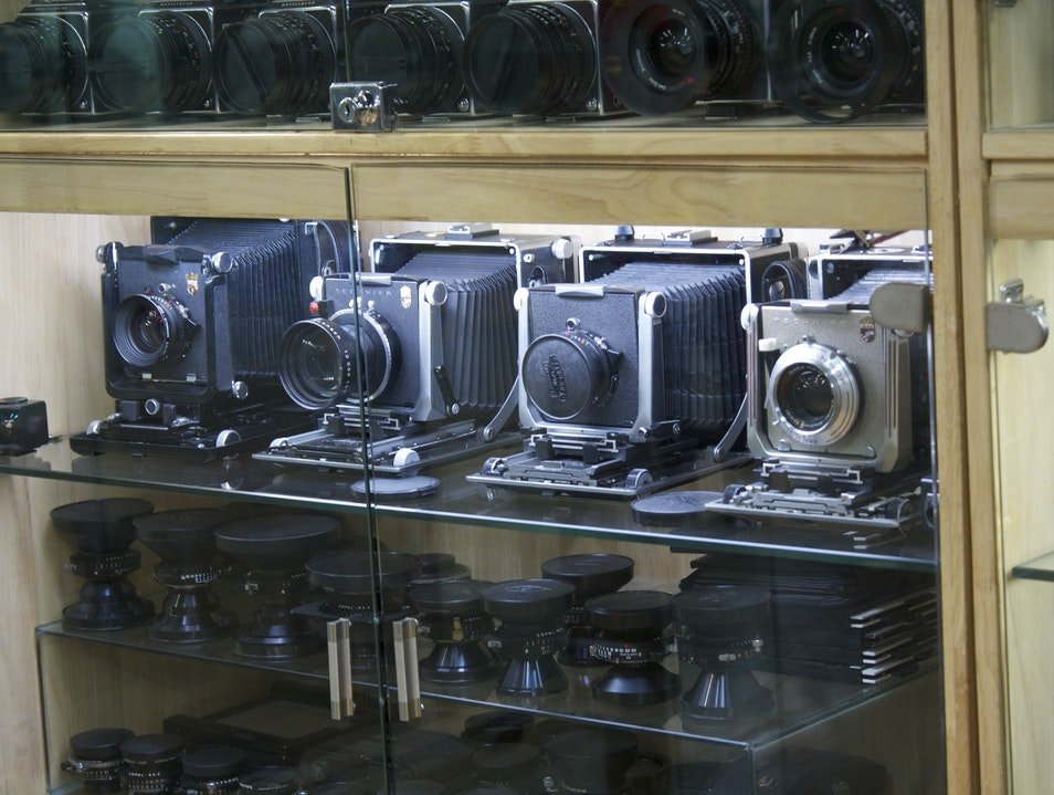 A Picture Taker's Paradise: Xingguang Photographic Equipment City