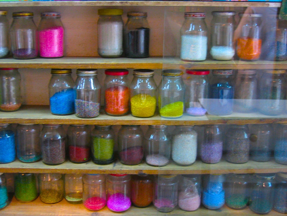 So, What Color Would You Choose? New Delhi  India