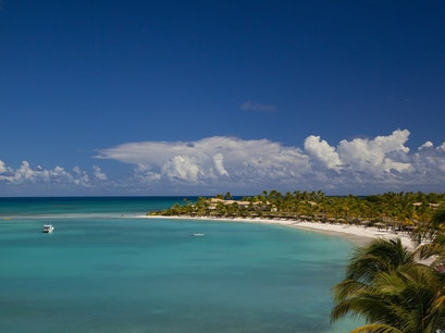 Jumby Bay Saint George  Antigua and Barbuda