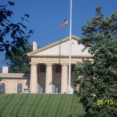 The Arlington House: Robert E. Lee Memorial