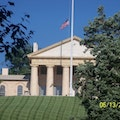 The Arlington House: Robert E. Lee Memorial Arlington Virginia United States
