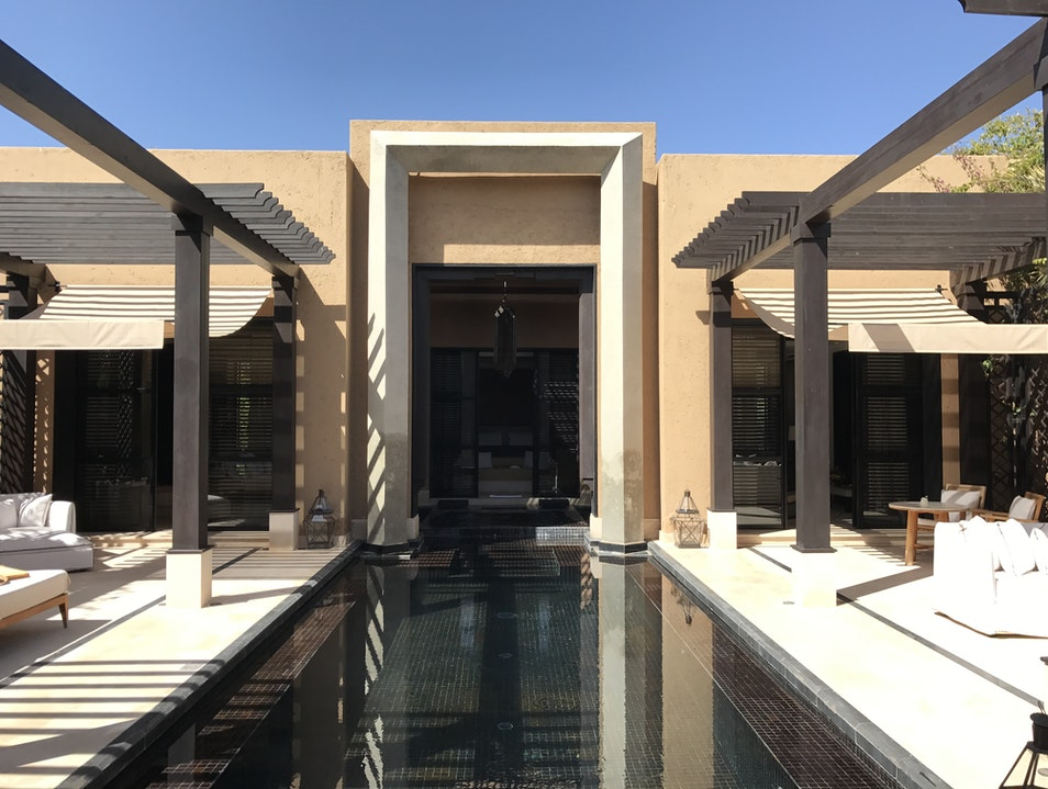 Unparalleled luxury Marrakech  Morocco