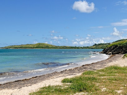 Salt River Bay National Historic Park, St. Croix Christiansted  United States Virgin Islands