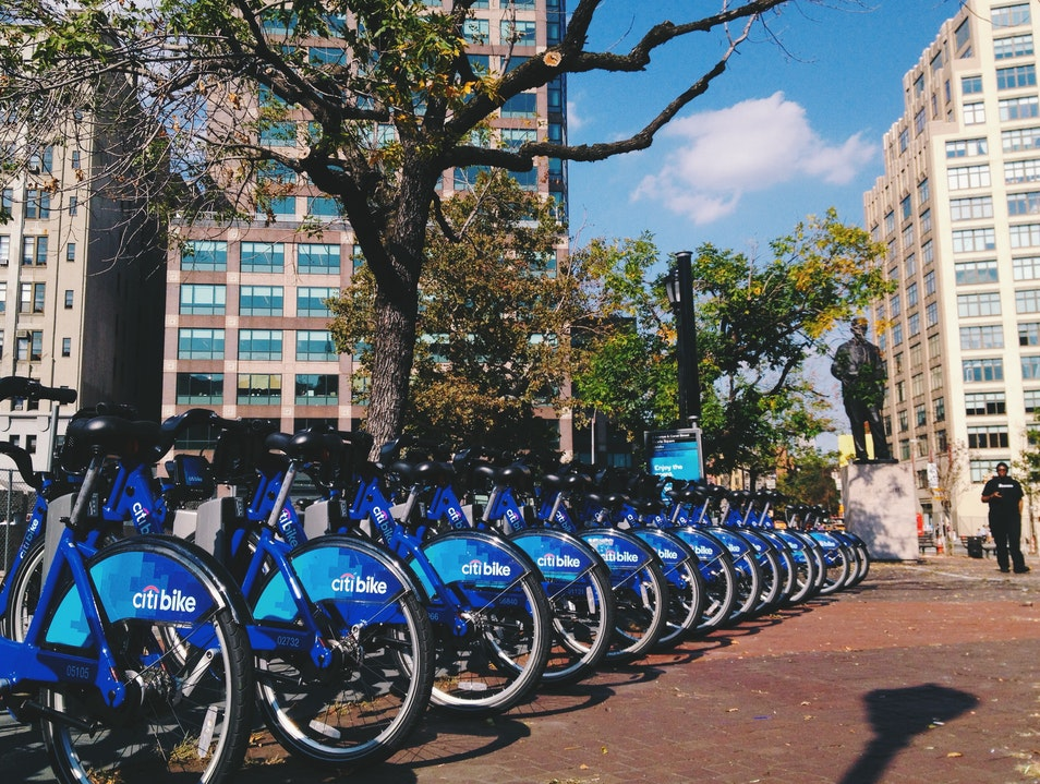 See the City via Citi Bike New York New York United States