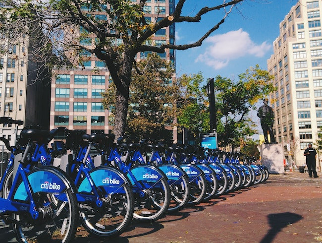 See the City via Citi Bike
