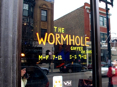 The Wormhole Coffee Chicago Illinois United States