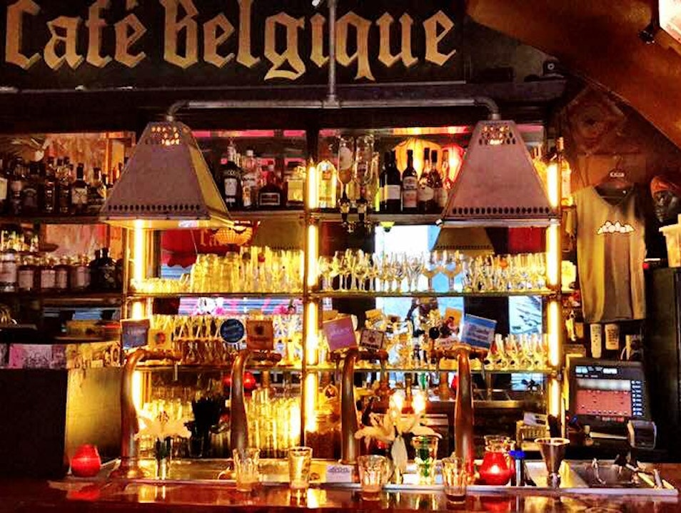 Café Belgique Amsterdam  The Netherlands