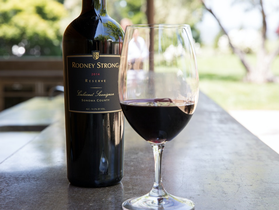 Rodney Strong Vineyards Healdsburg California United States