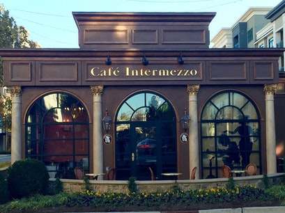 Cafe Intermezzo Atlanta Georgia United States
