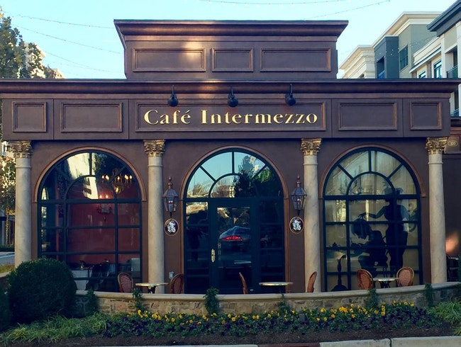 Viennese-Style Cafe in Atlanta
