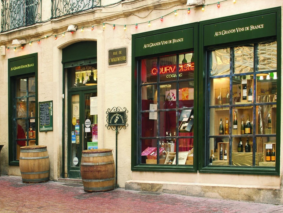 The French Wine Shop to Watch Montpellier  France