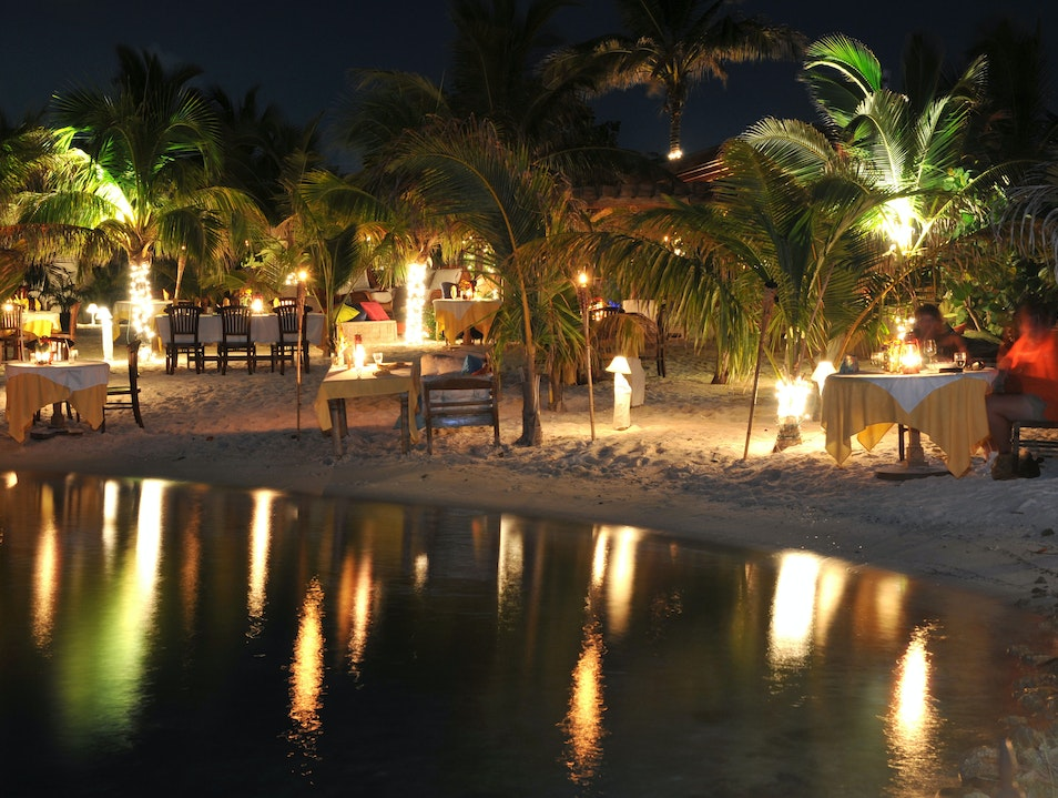 Romance and 1,000 Wines at The Old Man & the Sea Savaneta  Aruba