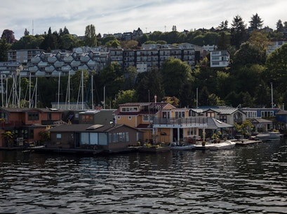 Lake Union Seattle Washington United States
