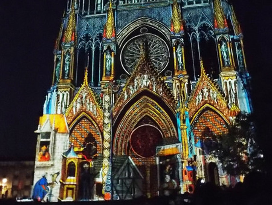 Great show! Reims  France