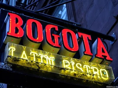Bogota Latin Bistro New York New York United States