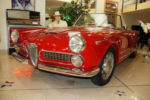 The Malta Classic Car Collection