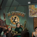 The Spotted Cat Music Club New Orleans Louisiana United States