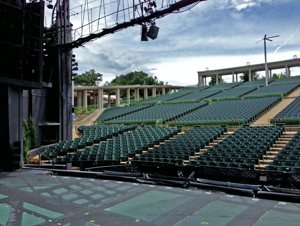 Live Outdoor Theater St. Louis Missouri United States
