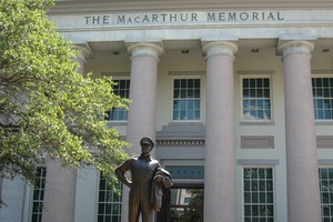 The MacArthur Memorial Museum