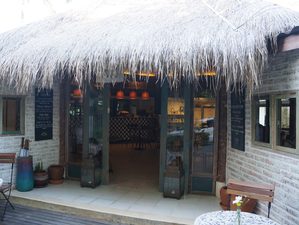 Much More than a Straw Hut Kuta  Indonesia