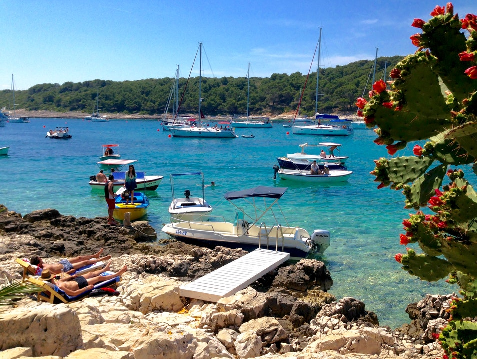 Venture from Hvar for a Day Trip Hvar  Croatia