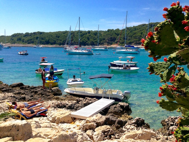 Venture from Hvar for a Day Trip