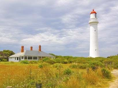 Split Point Lighthouse Aireys Inlet  Australia