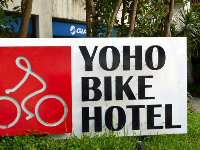 Cycling Around Kenting With The YOHO BIKE HOTEL