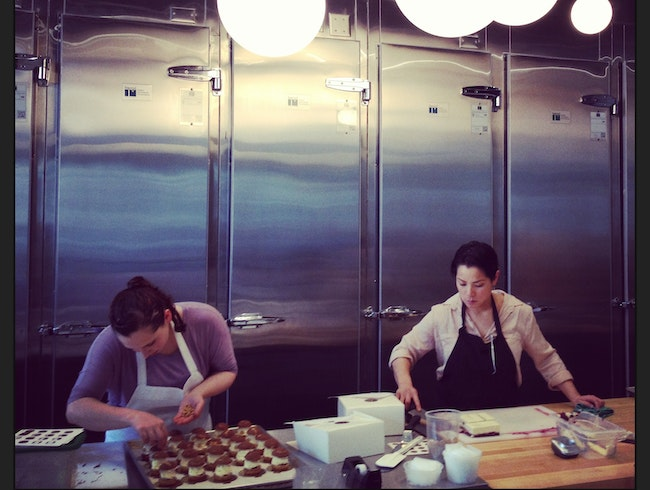 Reaching New (Pacific) Pastry Heights
