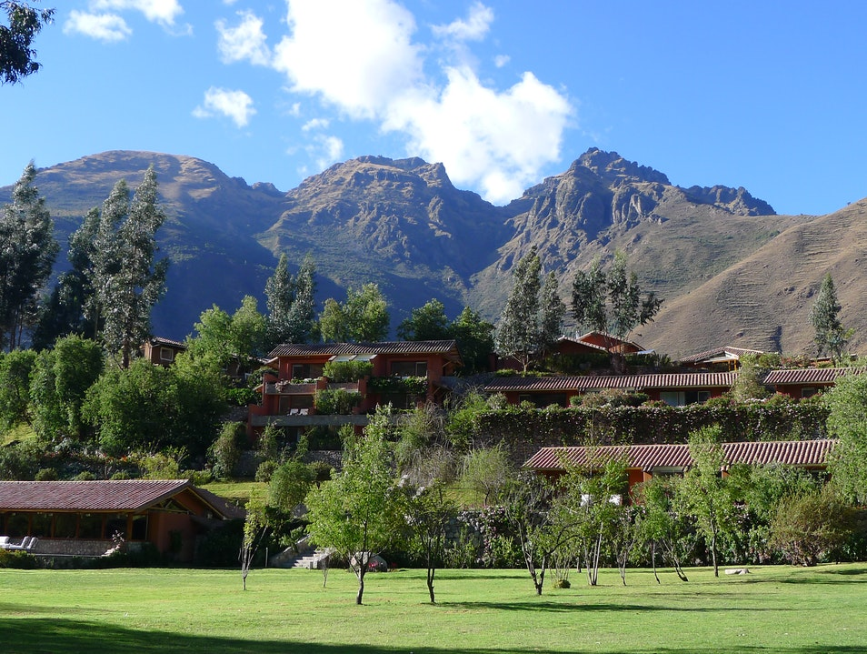 Heaven in the Sacred Valley  Amazonas  Brazil